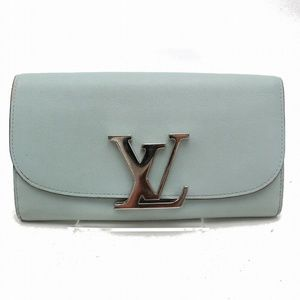 100% Auth Louis Vuitton Portofoille Viviene Wallet